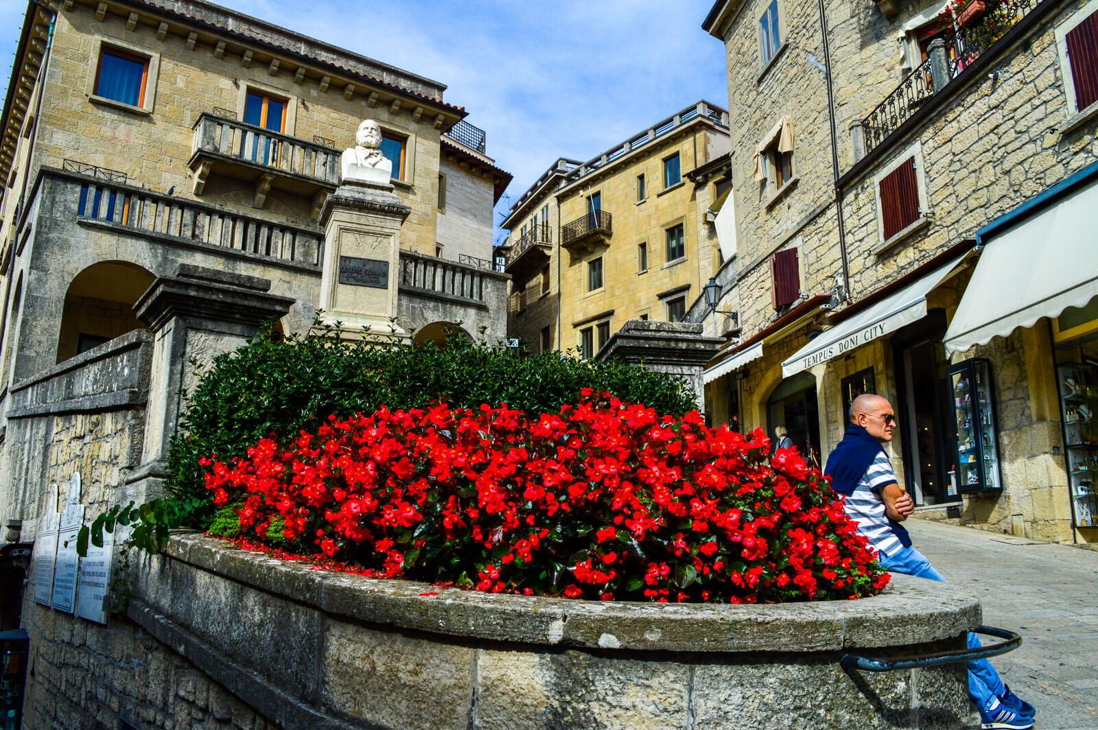 The magic of San Marino