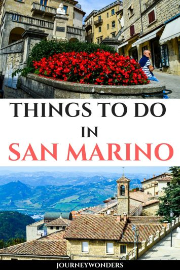 Things to Do and See in San Marino Europe Travel