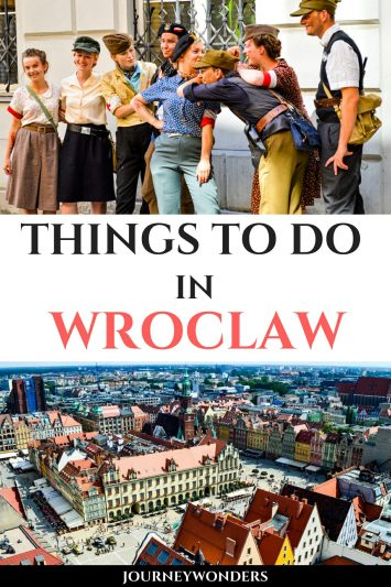 Things to Do and See in Wroclaw Poland Europe Travel