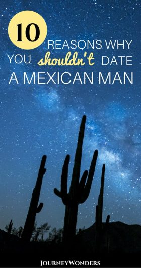 The best article for everything about How to Date a Mexican Man | Dating Tips | Mexico | Mexican Men | Dating in Mexico | International Dating | Expat Dating and more via @journeywonders