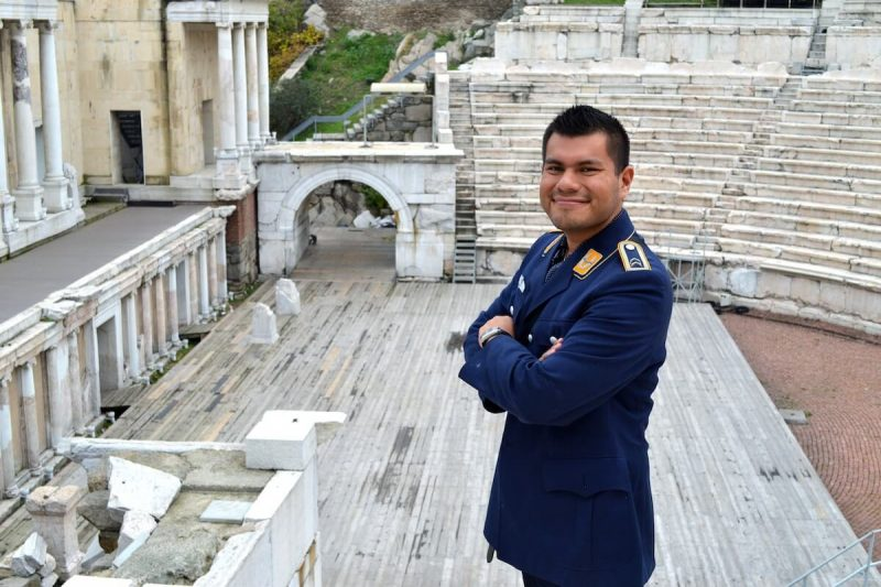 The Roman Ruins of Plovdiv