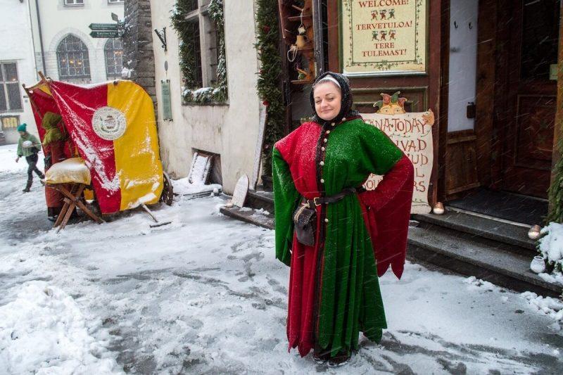 Medieval Fairytale at Tallinn