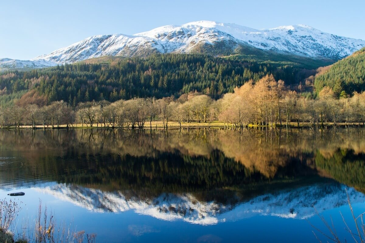 Reflections of the Highlands