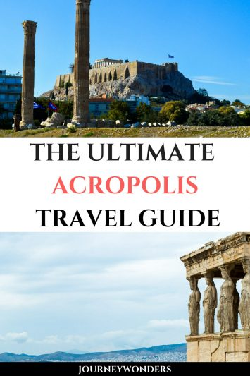 The Ultimate Acropolis Guide Athens Greece Europe Travel