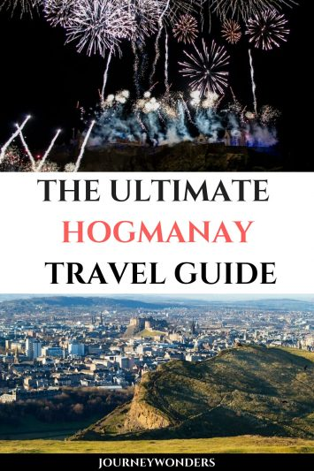 The Ultimate Edingburgh Hogmanay Travel Guide New Years Eve