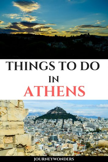 Things to Do and See in Athens Greece Europe Travel