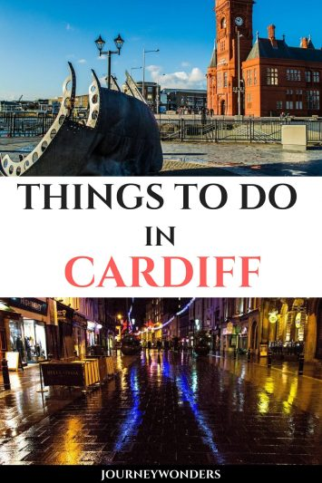 Things to Do and See in Cardiff Wales United Kingdom Europe Travel