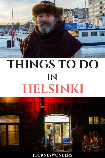 Things to Do and See in Helsinki, Finland