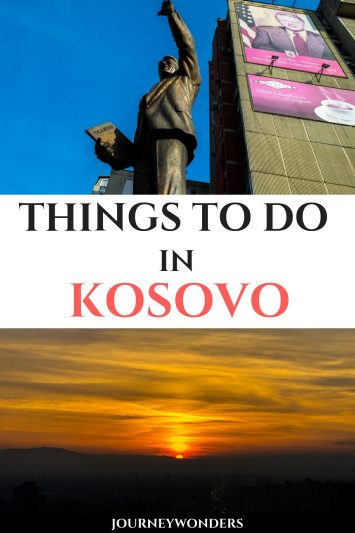 Things to Do and See in Kosovo Balkans Europe Travel