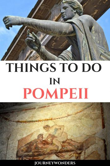 Things to Do and See in Pompeii Italy Europe Travel