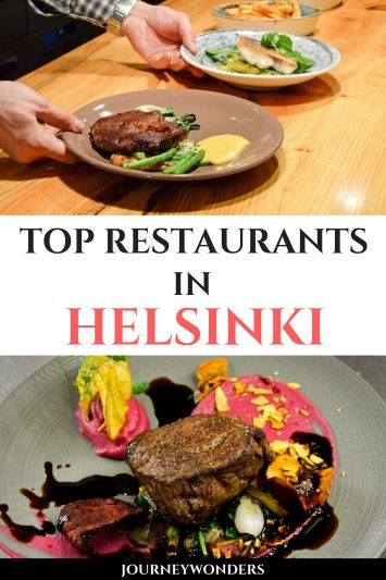 Top Restaurants in Helsinki, Finland Lapland