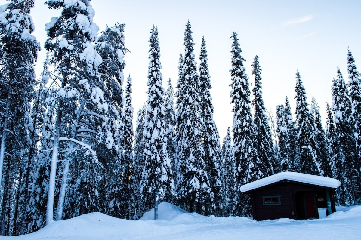 Winter retreat for writers