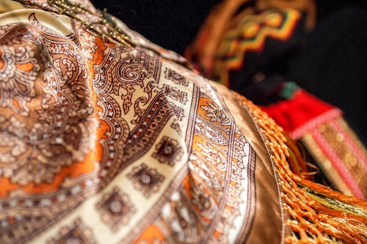 Sami people textiles