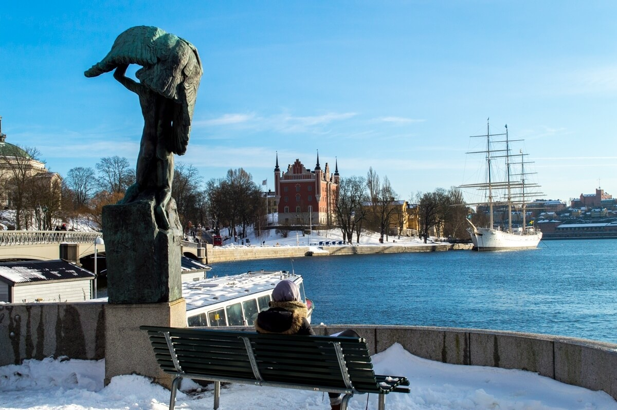 Sweden and the Viking connection