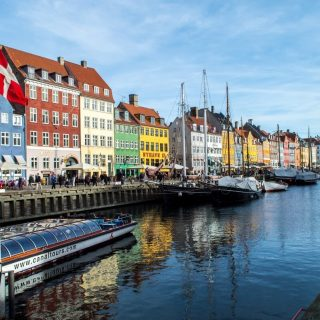 Why are the Danes the happiest persons on Earth?