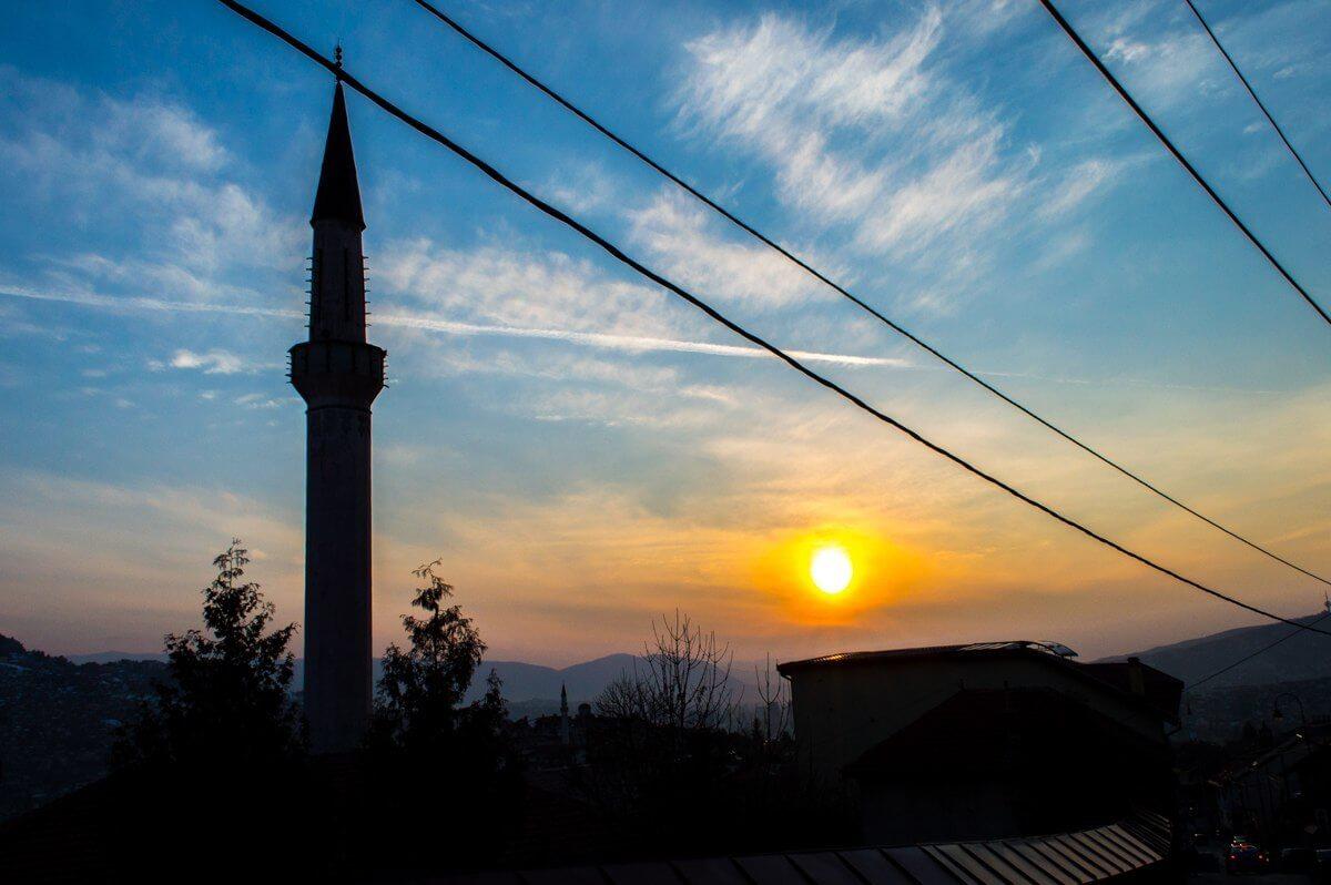 Islamic heritage at Sarajevo