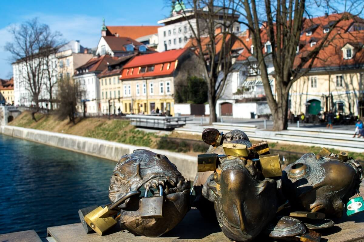 Lovelocks at Ljubljana