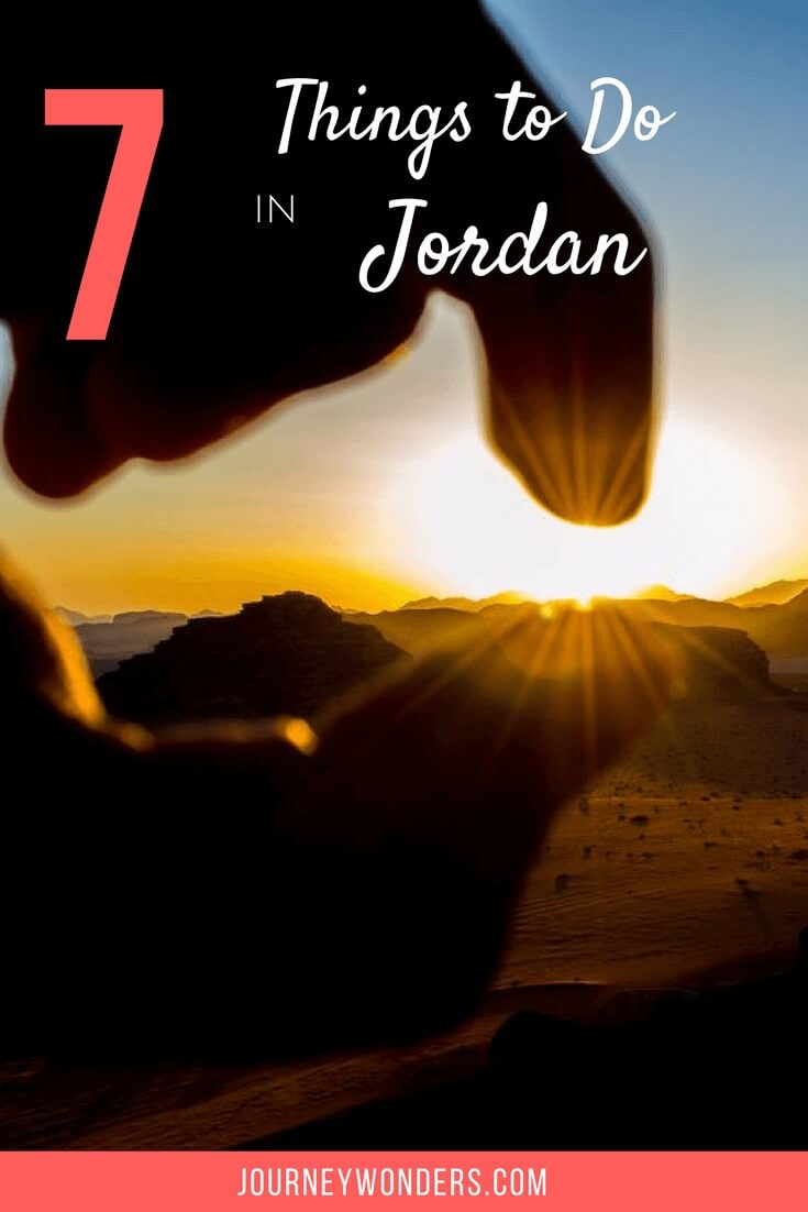 Jordan is the perfect mix of culture and nature. Here's my photo journey from the Red Sea to the Dead Sea including Petra, Wadi Rum and much more.