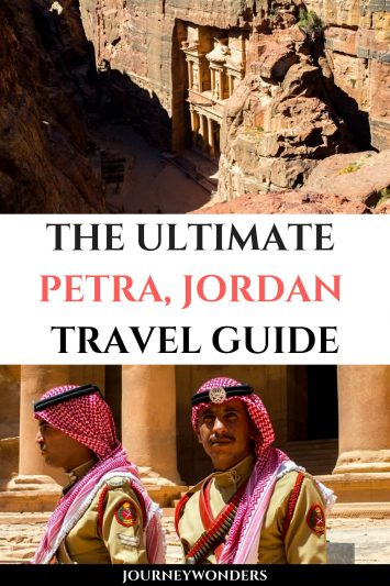 The Ultimate Petra, Jordan Travel Guide