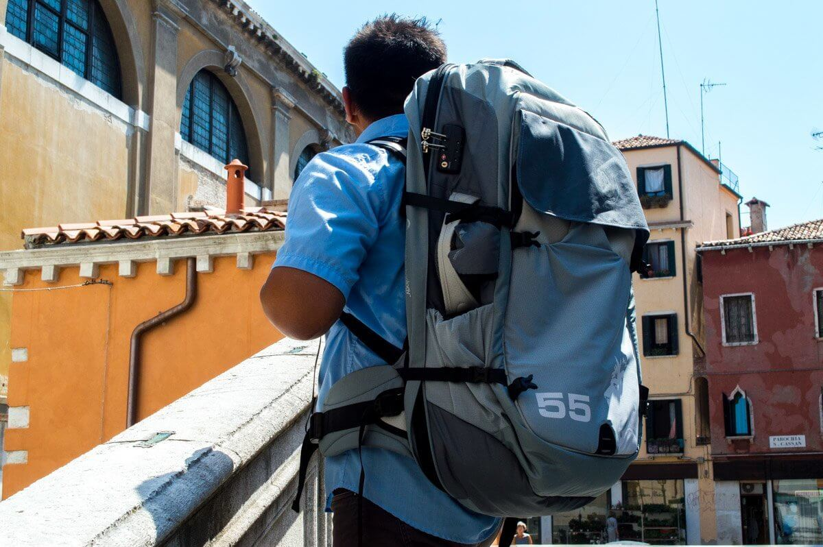 Numinous Packs, the Anti-Theft Backpack
