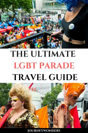 The Ultimate LGBT Berlin St. Christopher Day Parade Travel Guide