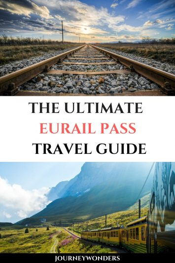 The Ultimate Eurail Pass Travel Guide