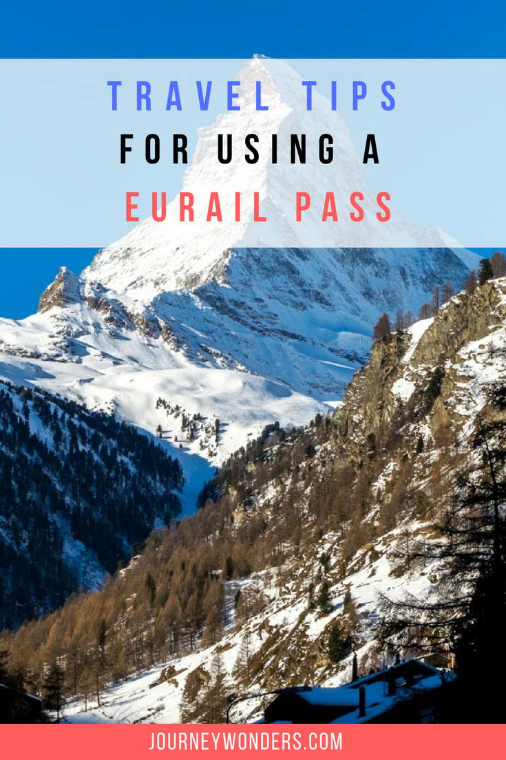 An article about train travel in Europe with the Eurail Pass. Are you ready for an epic train journey of wonders? Backpacking in Europe has never been this fun via @journeywonders