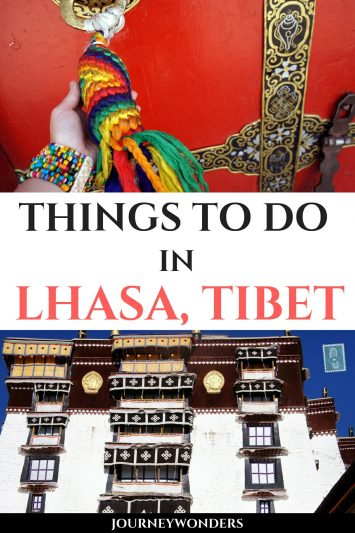Things to Do in Lhasa, Tibet China