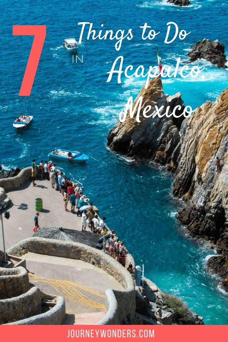 Is Acapulco safe? Read all about the forsaken paradise of Mexico: Acapulco. Ready to explore its wonders?