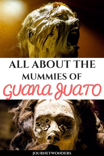 All About the Mummies of Guanajuato, las Momias de #Guanajuato #Mexico #MexicoTravel