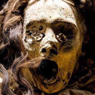 Female Mummie of Guanajuato, Mexico
