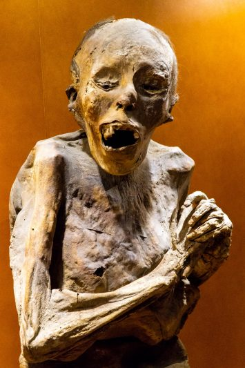 Legends of Guanajuato, the Mummies of Guanajuato