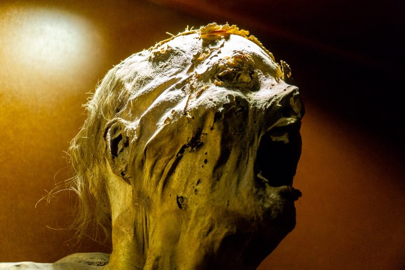 The Mummies of Guanajuato, Mexico