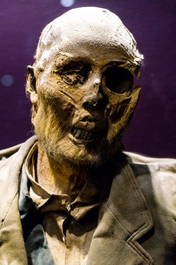 The Spooky Mummies of Guanajuato, Mexico