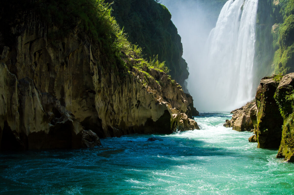 the wonderful waterfalls of mexicos huasteca potosina