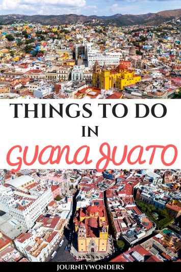 Things to Do and See in #Guanajuato #Mexico #Travel #NorthAmerica