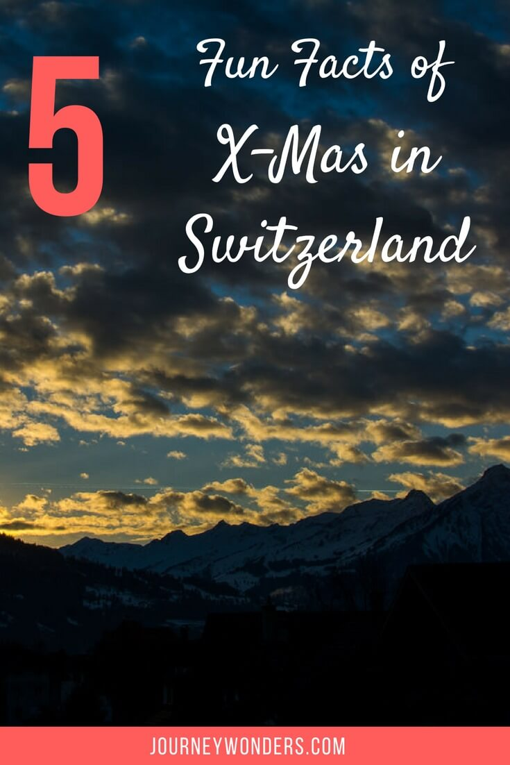 Interested in knowing what happens behind the scenes during Christmas time in Switzerland? Read all about it here via @journeywonders