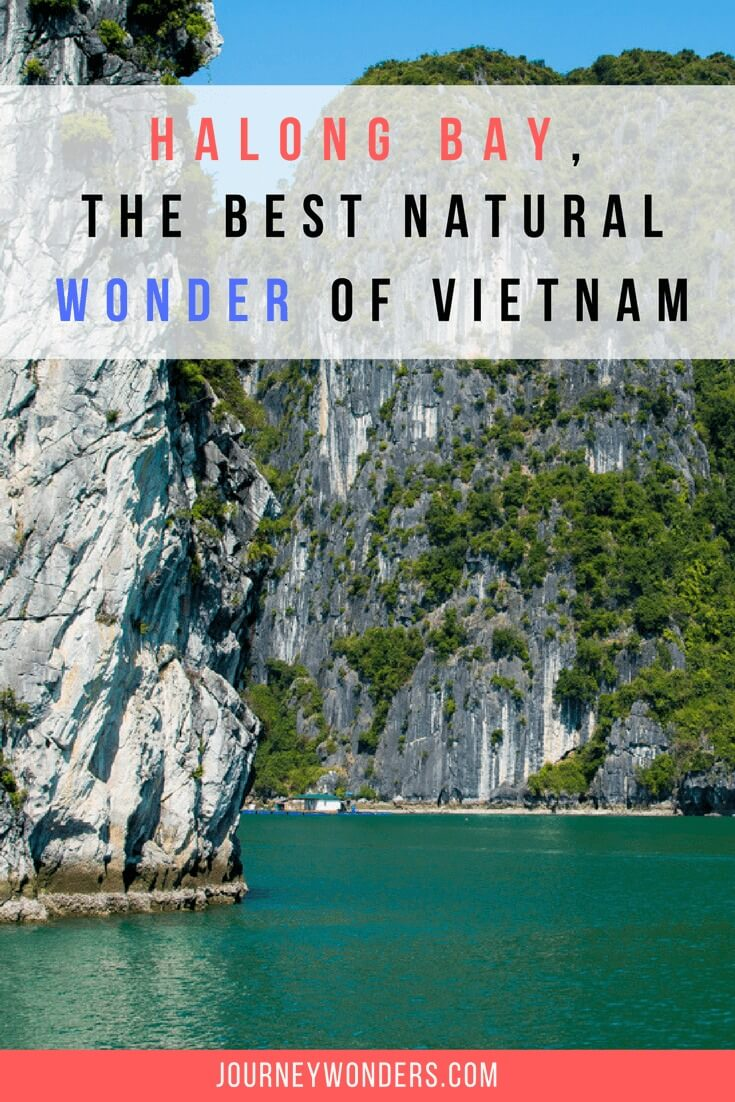 Halong Bay is the most beautiful natural wonder of Vietnam. Come and join in this amazing photo journey to North Vietnam.
