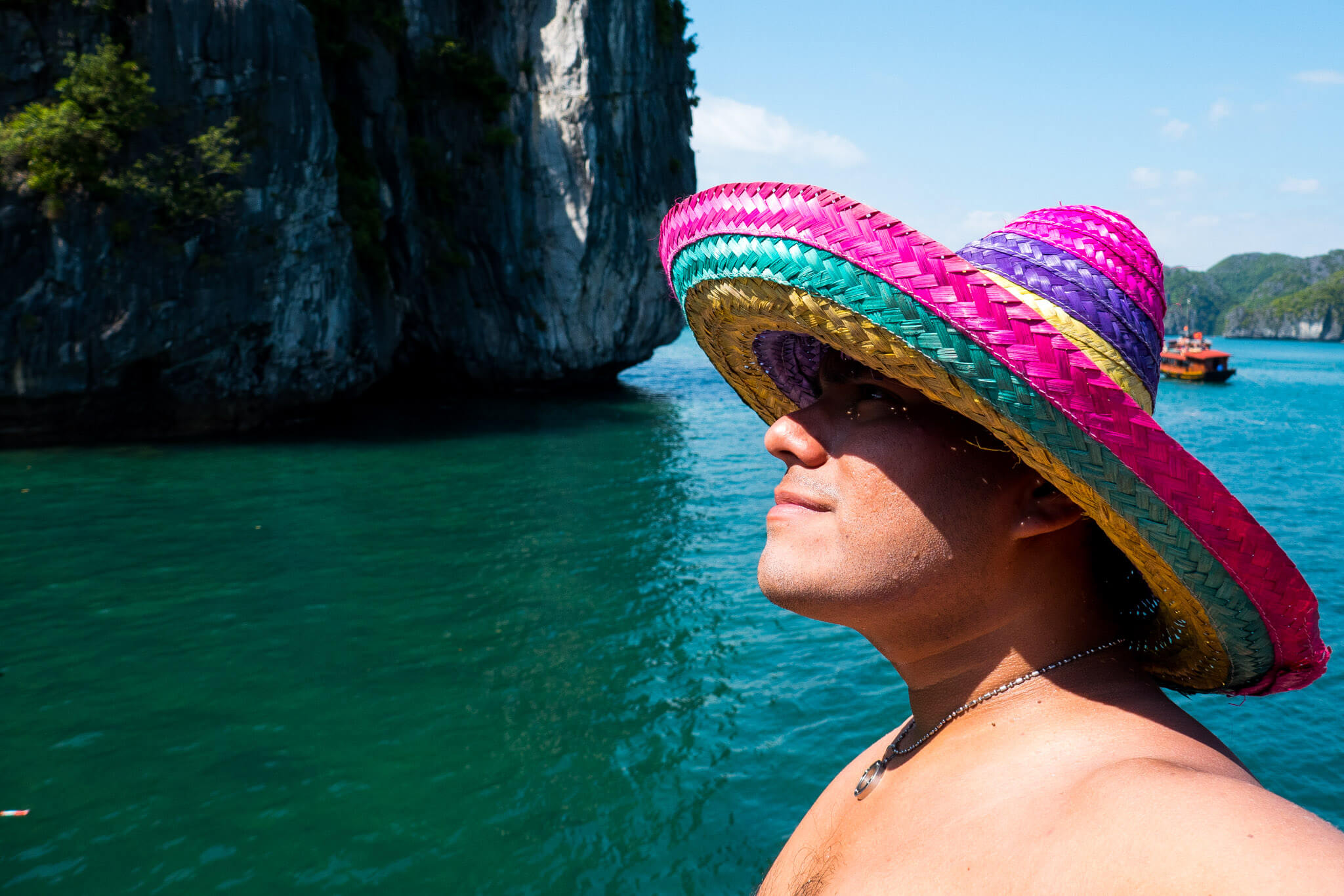 The Man of Wonders at Cat Ba Island, alternative to Halong Bay copy