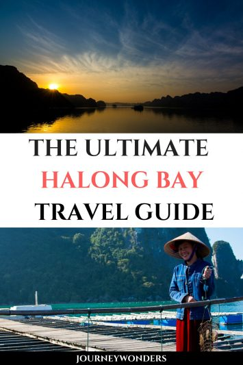 The Ultimate Halong Bay Vietnam Travel Guide
