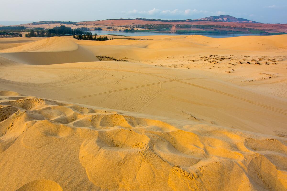 Mui Ne Sand Dunes Vietnam