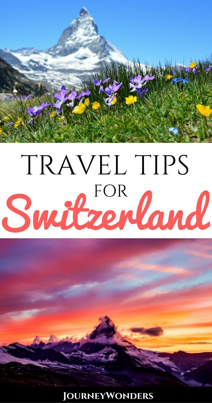 Switzerland is expensive, but it's possible to visit on a budget! Hostel tips, how to get cheap train tickets, the best landscapes places to see & more.