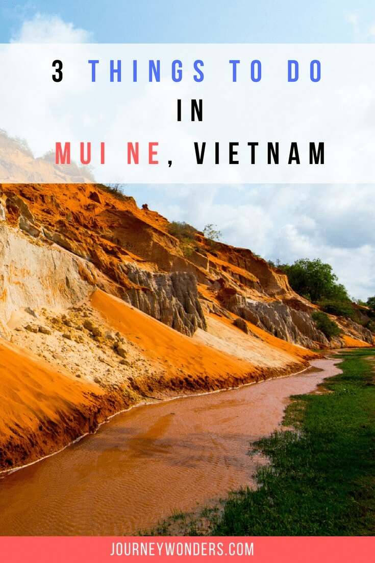 Saigon To Mui Ne