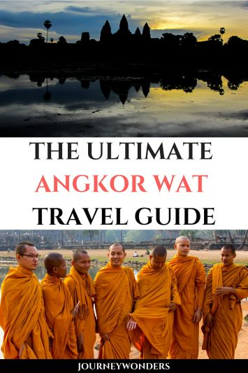 Ultimate Angkor Wat Travel Guide Cambodia