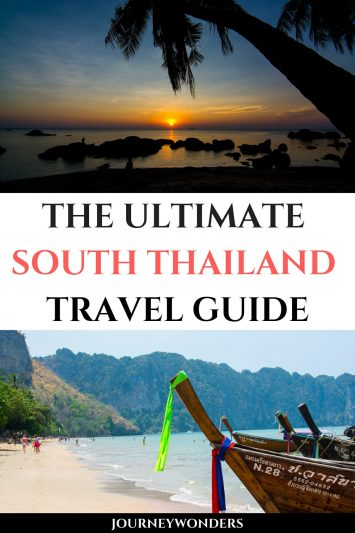 The Ultimate South Thailand Travel Guide
