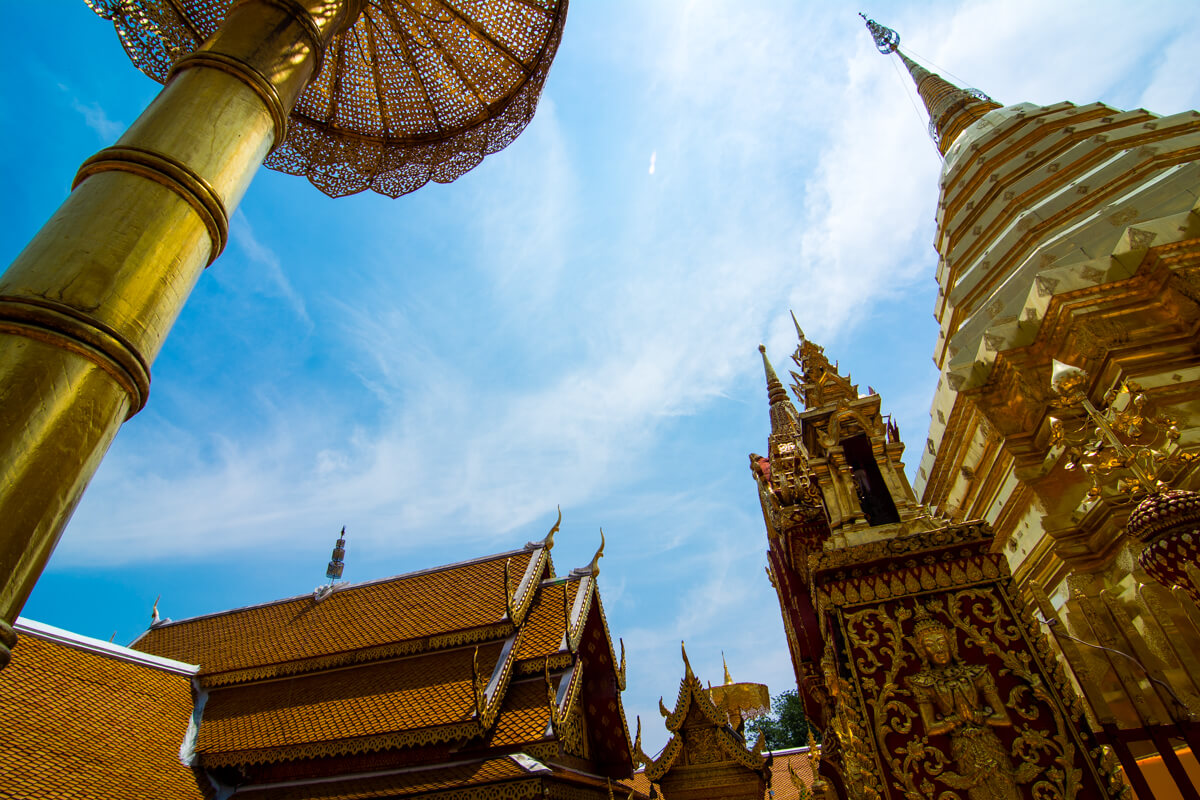 Buddhist Temples in Chiang Mai