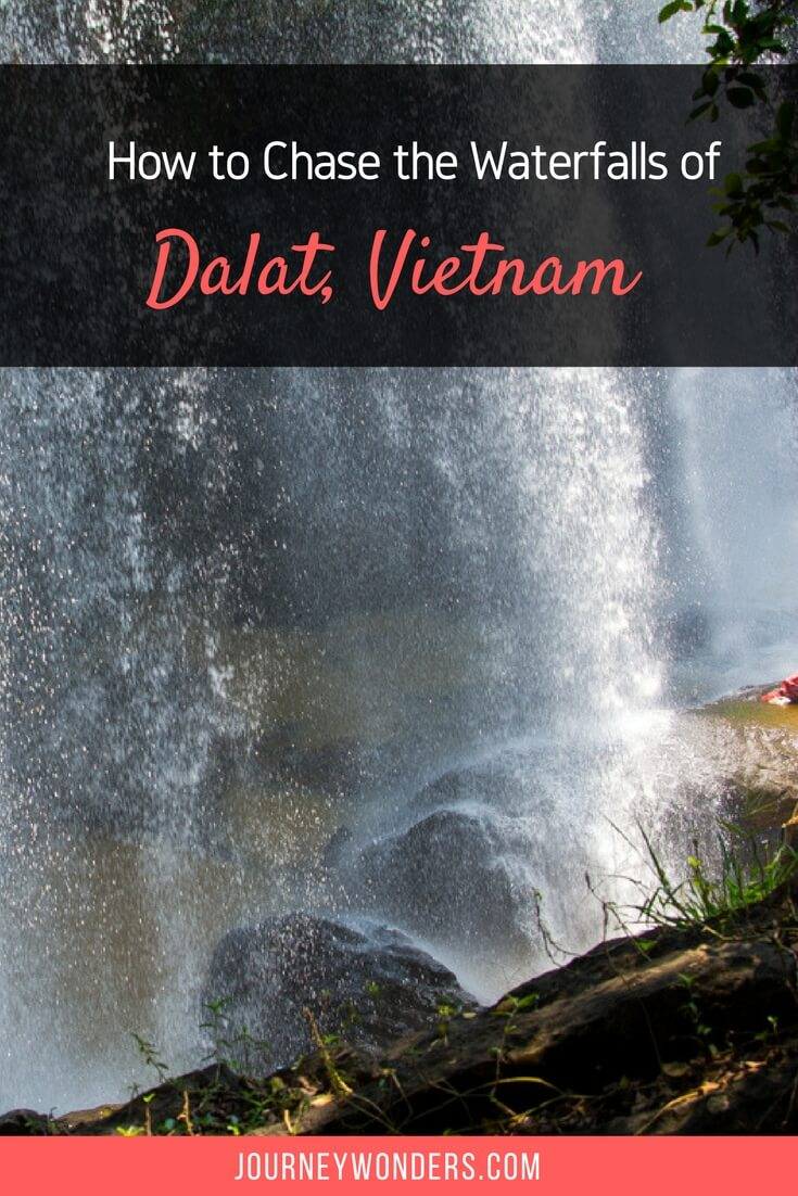 Would you like to chase the waterfalls of Vietnam? Here's the best way to explore the Elephant and Pongour Waterfalls of Dalat, Vietnam.