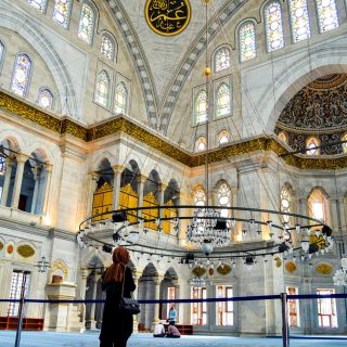 Inside the Mosques of Istanbul