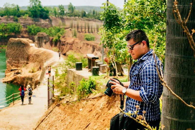 Man of Wonders at Grand Canyon Chiang Mai