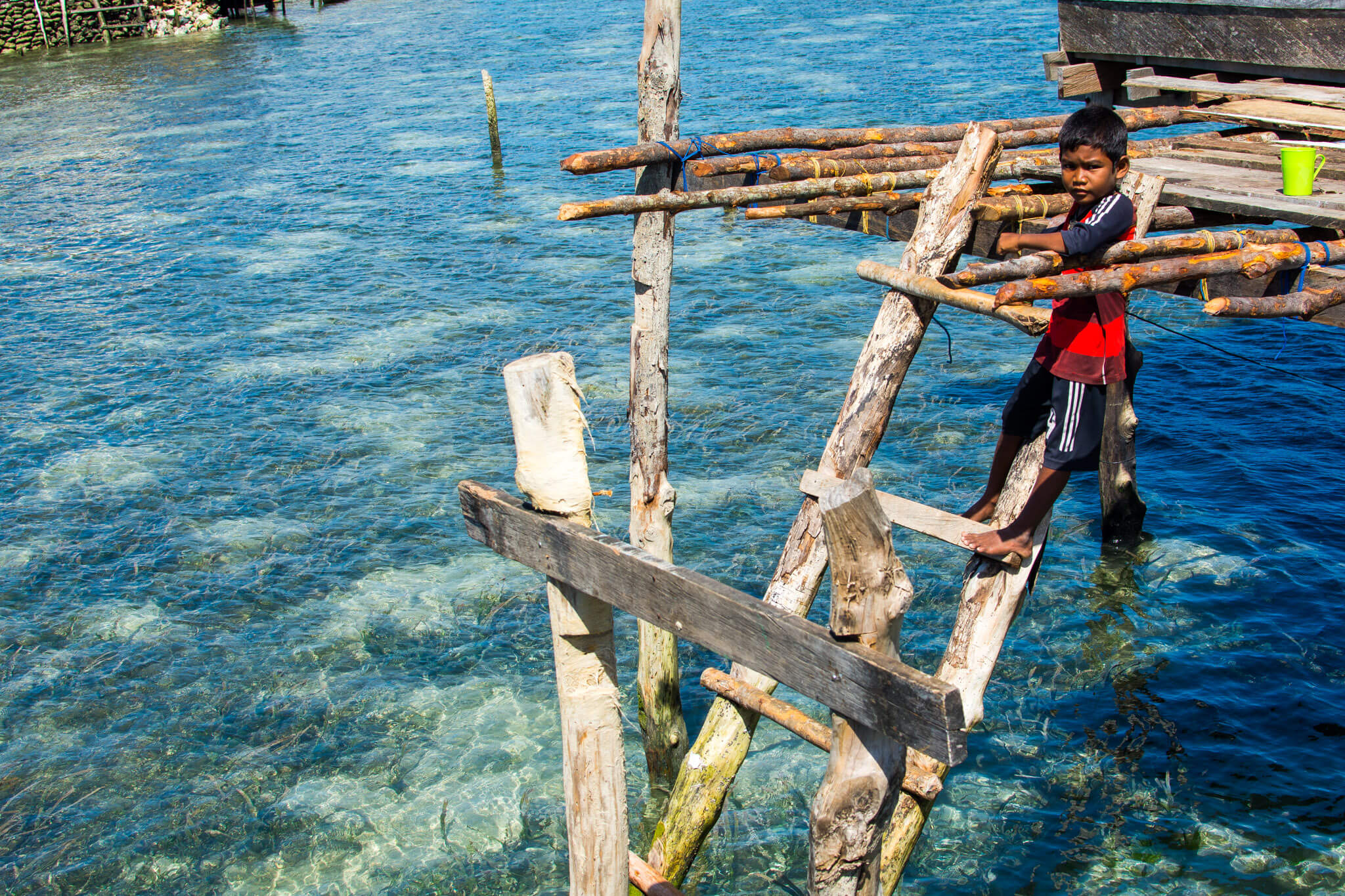The Bajo People of Wakatobi, Indonesia